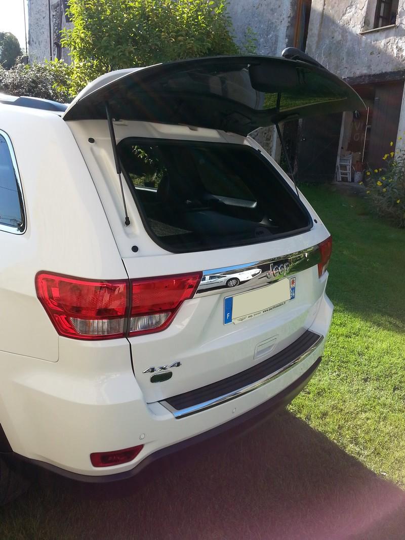 Vds Grand Cherokee V6 3.6l de 2011 - 35550 kms - 33900 € 20141020