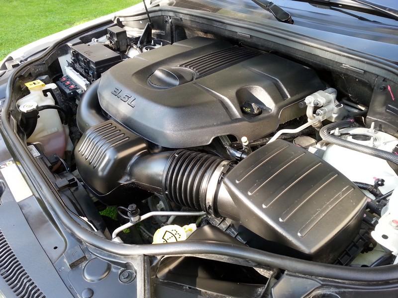 Vds Grand Cherokee V6 3.6l de 2011 - 35550 kms - 33900 € 20141021