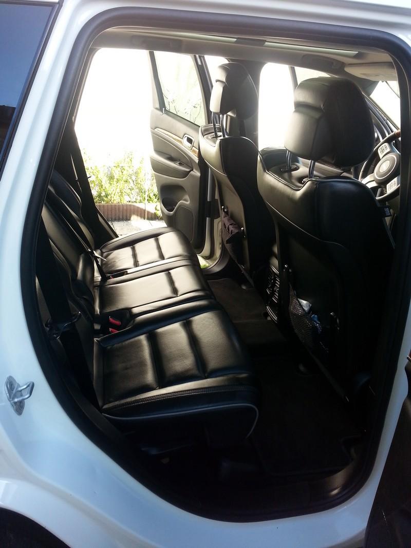 Vds Grand Cherokee V6 3.6l de 2011 - 35550 kms - 33900 € 20141022