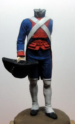 Sergent des Gardes royales espagnoles 1808 Dsc05015
