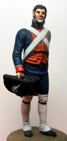 Sergent des Gardes royales espagnoles 1808 Dsc05018