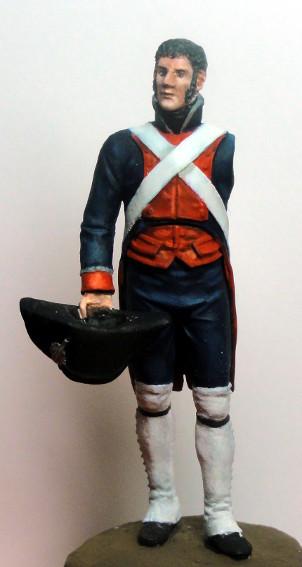 Sergent des Gardes royales espagnoles 1808 Dsc05019