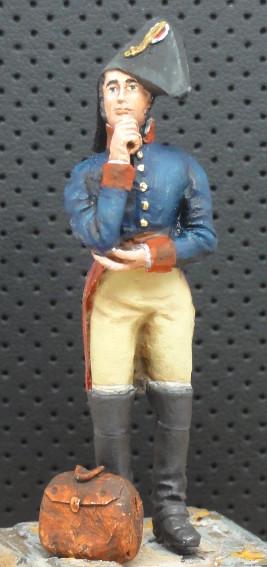 Chirurgien 6e cuirassiers 1812 Terminé Dsc05210