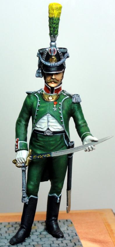Vitrine de MarcM, Murat en amiral napolitain Tour_d10