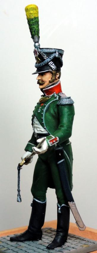 Vitrine de MarcM, Murat en amiral napolitain Tour_d11