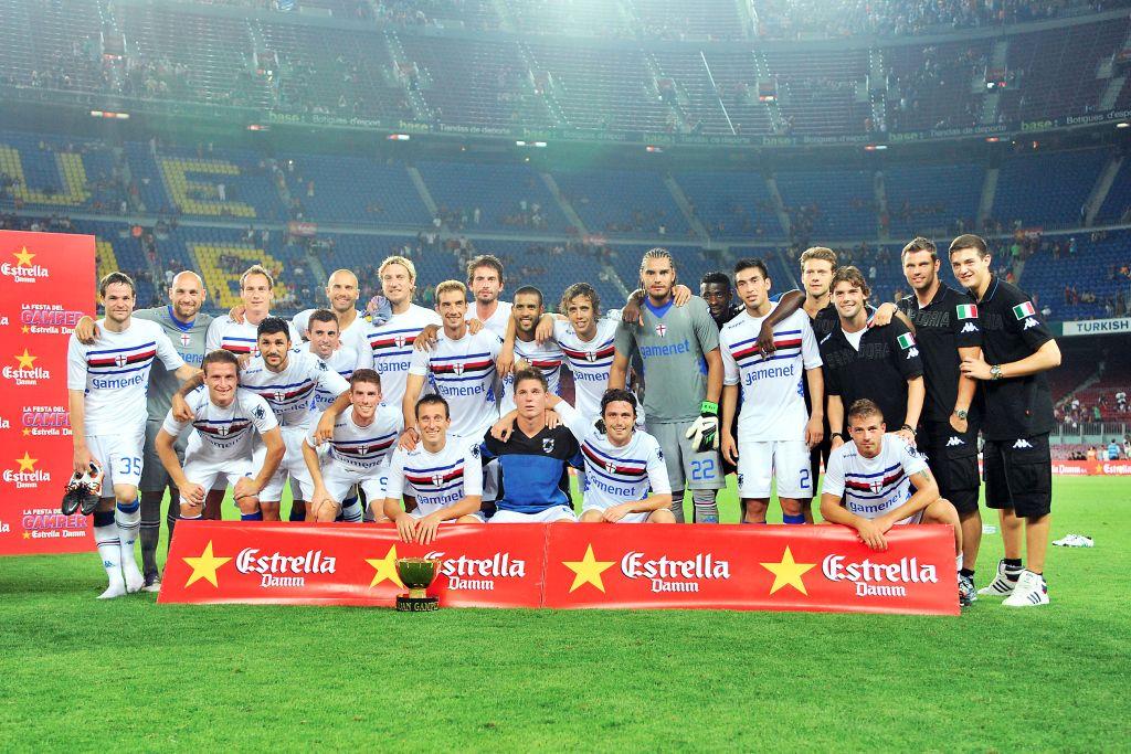 [MATCH AMICAL] Barcelone 0 - 1 Sampdoria (OLE !) A0x8rc11