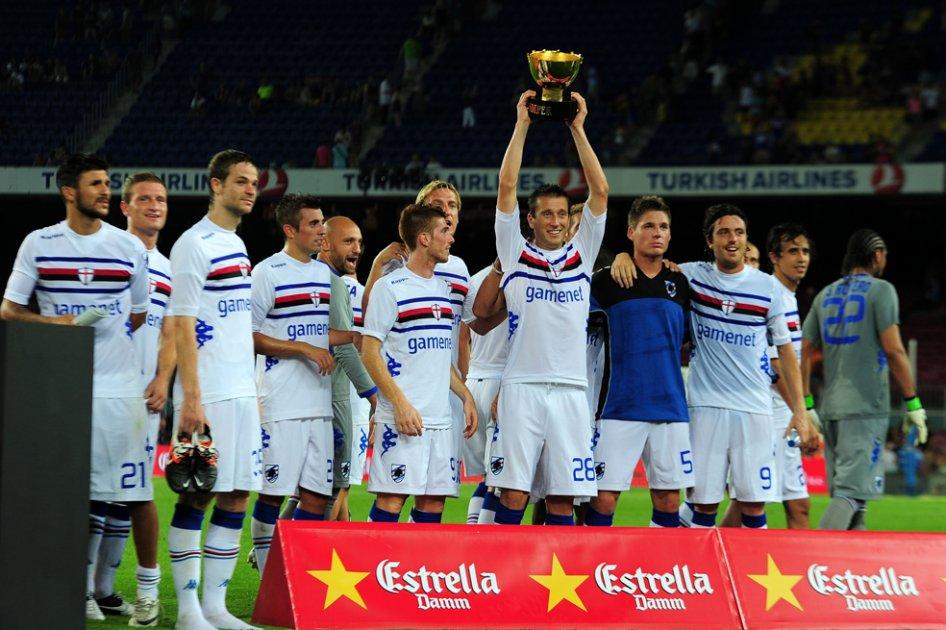 [MATCH AMICAL] Barcelone 0 - 1 Sampdoria (OLE !) E2750a10