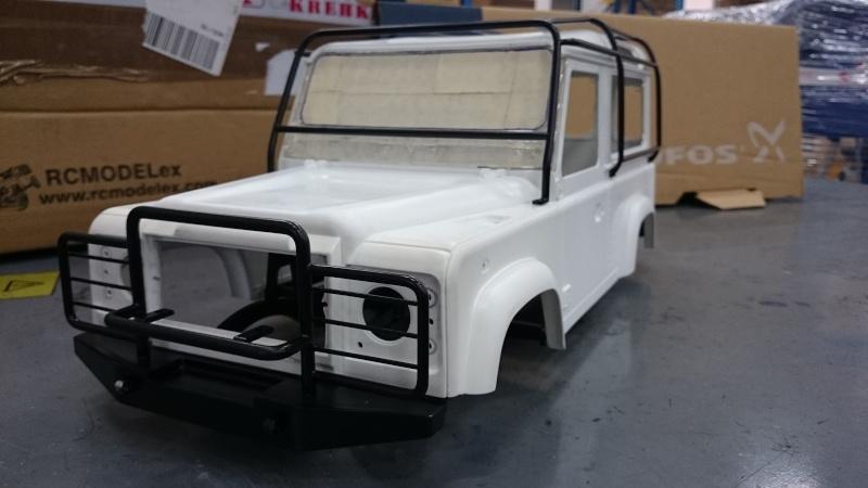 build - Slow Build Land Rover D90 Dsc_0126