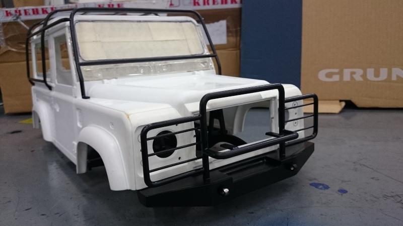 build - Slow Build Land Rover D90 Dsc_0127