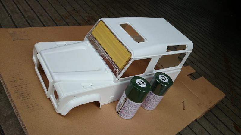 build - Slow Build Land Rover D90 Dsc_0316