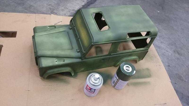 build - Slow Build Land Rover D90 Dsc_0317