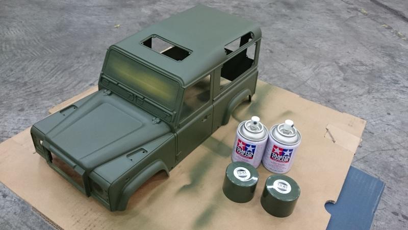 build - Slow Build Land Rover D90 Dsc_0318