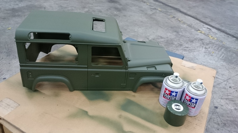 build - Slow Build Land Rover D90 Dsc_0319