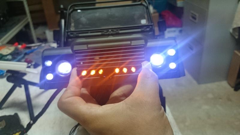 build - Slow Build Land Rover D90 Dsc_0418