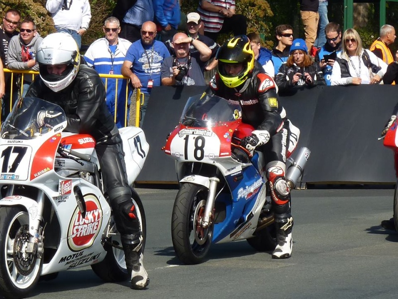 [Road Racing] Classic TT 2014 - Page 5 Timoth11