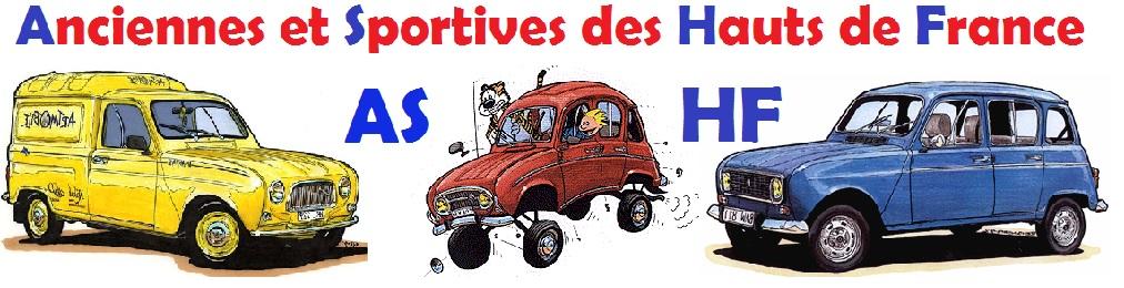 ANCIENNES & SPORTIVES DES HAUTS de FRANCE