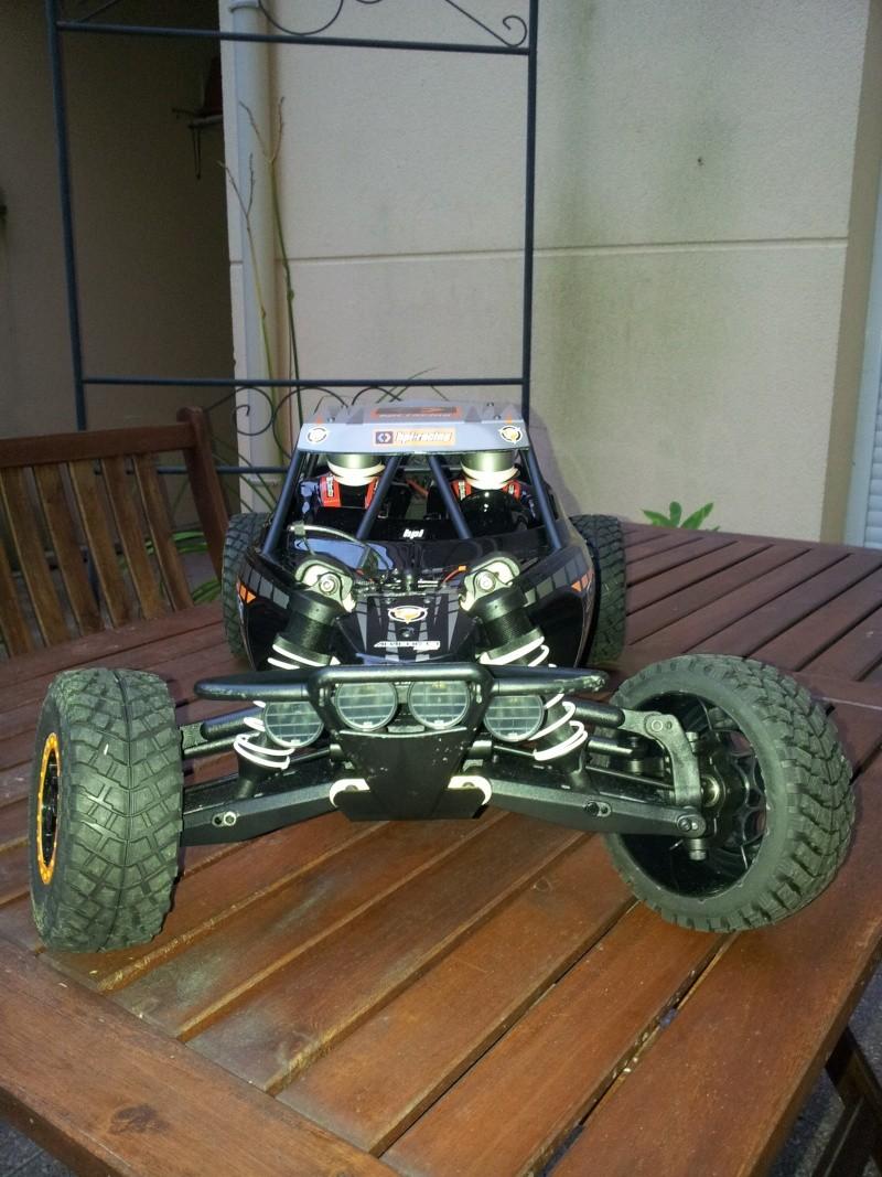 HPI apache SC  ...mon nouveau jouet  20140714