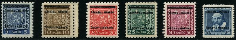 Nachtrag - Deutsche Besetzungsausgaben im II. Weltkrieg - Seite 8 1-610