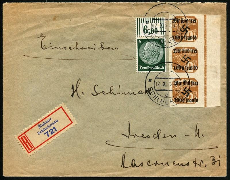 sudetenland - Sudetenland - Ausgaben für Rumburg 27_pla11