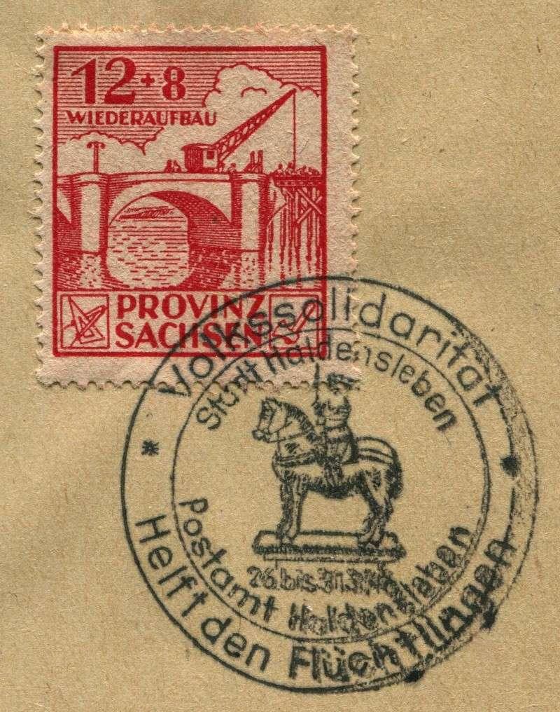 Provinz Sachsen -Sowjetische Besatzungszone 88_a_a10