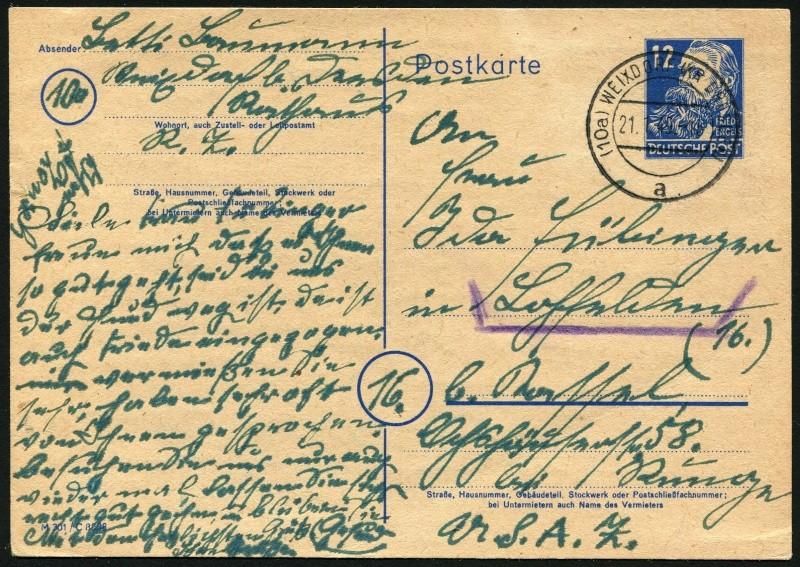 Allgemeine Ausgaben der Sowjetischen Besatzungszone - Seite 2 Abstem10