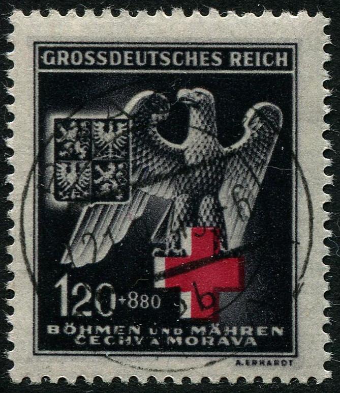 litauen - Deutsche Besetzungsausgaben im II. Weltkrieg - Seite 8 Bahmen10