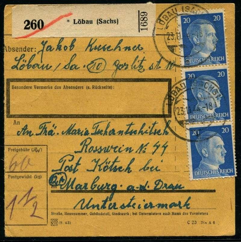 Deutsches Reich April 1933 bis 1945 - Drittes Reich - Seite 3 Beleg_13