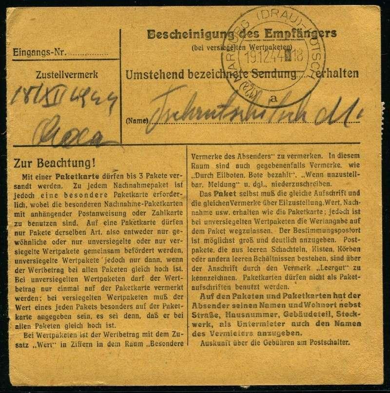 Deutsches Reich April 1933 bis 1945 - Drittes Reich - Seite 3 Beleg_14