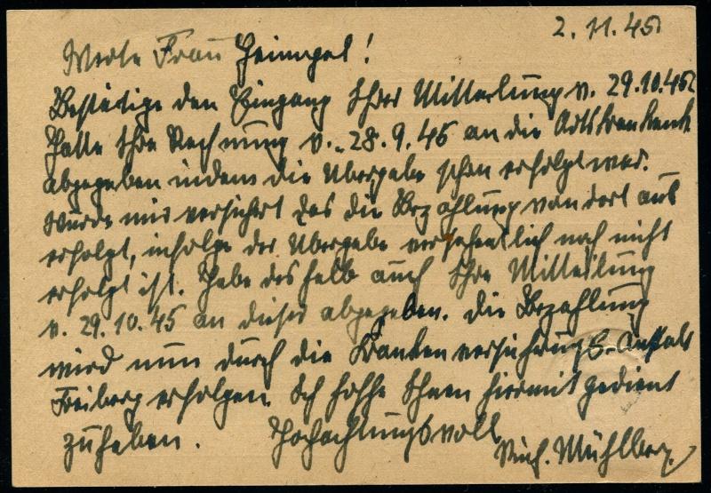 Ostsachsen (OPD Dresden) -Sowjetische Besatzungszone- - Seite 4 Beleg_23