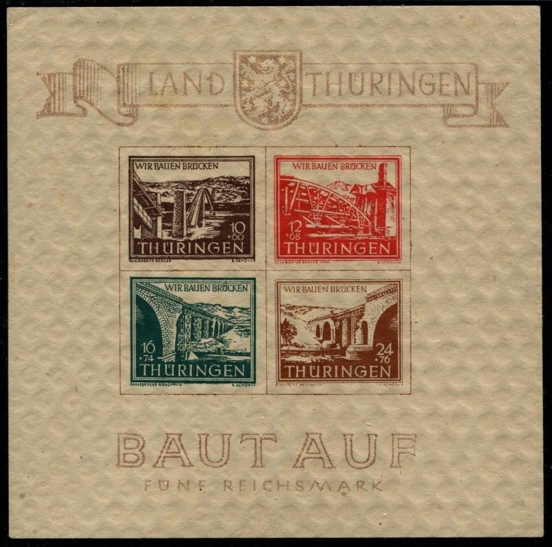 Thüringen (OPD Erfurt) -Sowjetische Besatzungszone- Block_19
