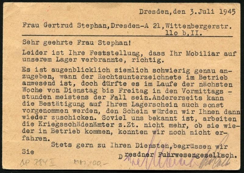 Sächsische Schwärzungen -Sowjetische Besatzungszone- Opd_dr11