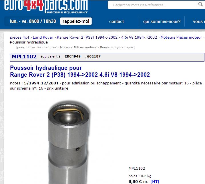 Mon RANGE V8 4.6 HSE  - Page 3 Captur11