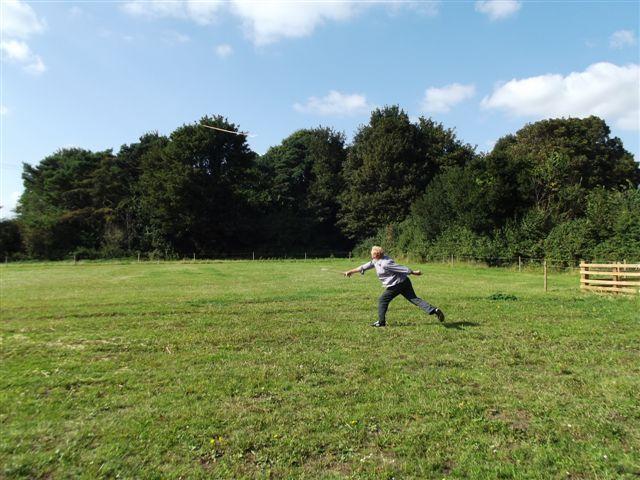 Spear thrower, atlatl or woomera? Flint_16