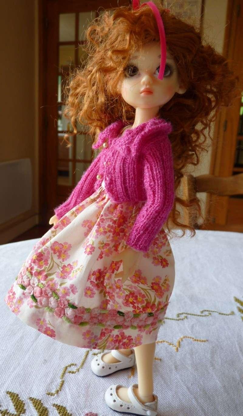 Nouvelle tenue plus légère pour Prunelle P1060517