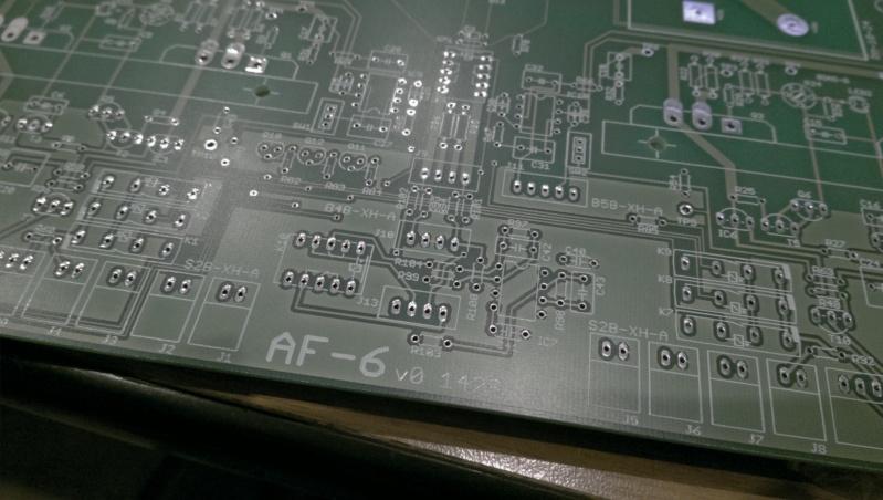 AF-6: Il circuito stampato - Pagina 3 Imag0210