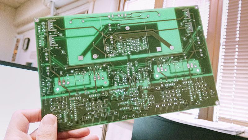 AF-6: Il circuito stampato - Pagina 3 Imag0211