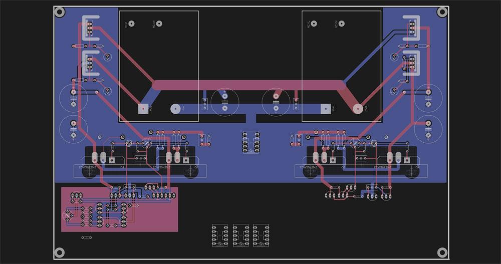 AF-6: Il circuito stampato - Pagina 6 Pcb10