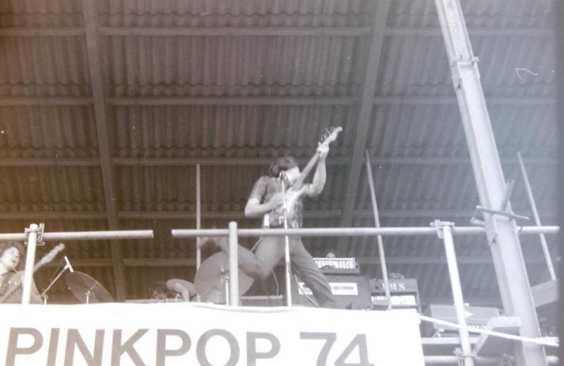 Photos de Frans Heijkants -Pinkpop Festival - Geleen (Pays-Bas) - 3 juin 1974 10151810