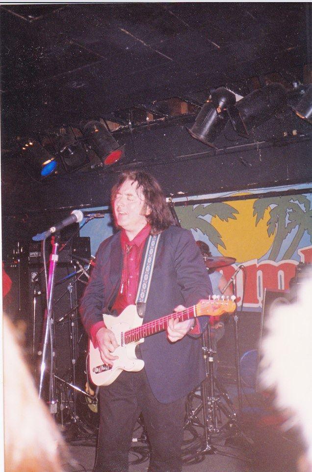 Photo de Gerry Crane - El Mocambo - Toronto (Canada) - 26 mars 1991 10527510