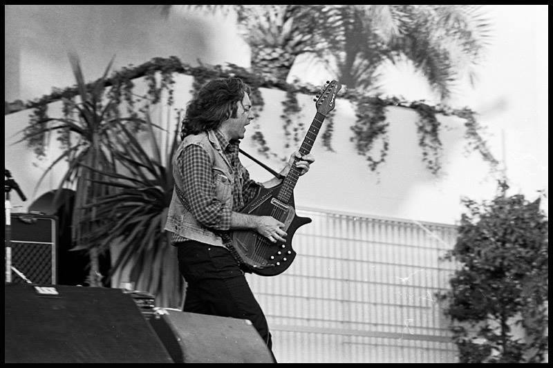 Photo de Micke Borg - Tivoli Gröna Lund - Stockholm (Suède) - 5 juin 1984 10689510