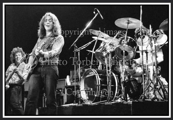Photos de Torben Christensen - Tivoli - Copenhague (Danemark) - 30 octobre 1979 13815510