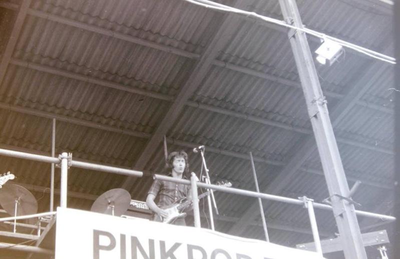 Photos de Frans Heijkants -Pinkpop Festival - Geleen (Pays-Bas) - 3 juin 1974 15386910
