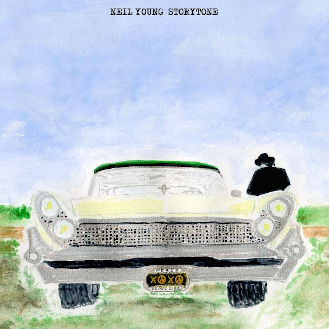 Neil Young - Storytone (2014) 4e0ac610