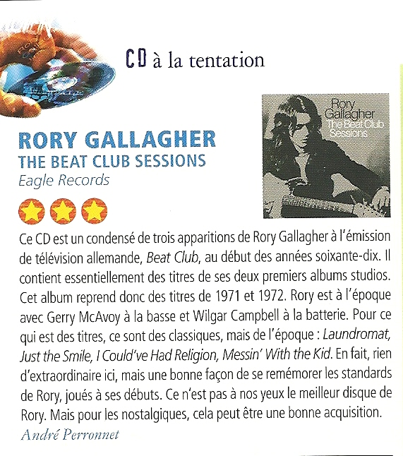 The Beat Club Sessions (2010) - Page 2 Numari12