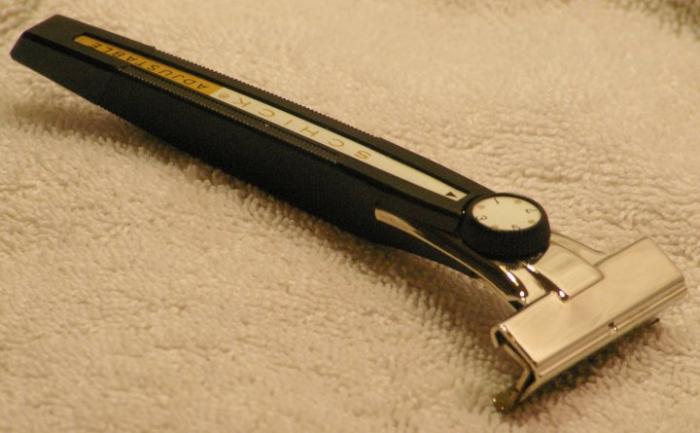 où acheter un schick injector ? Shave-10