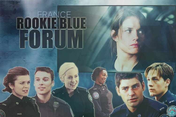 Rookie Blue France