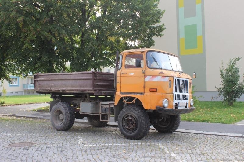 Aktuelle Sichtungen von DDR Fahrzeugen im heutigen Verkehr - Seite 5 W50_pr10