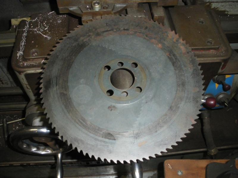 Lame de scie circulaire à métaux Atelie23
