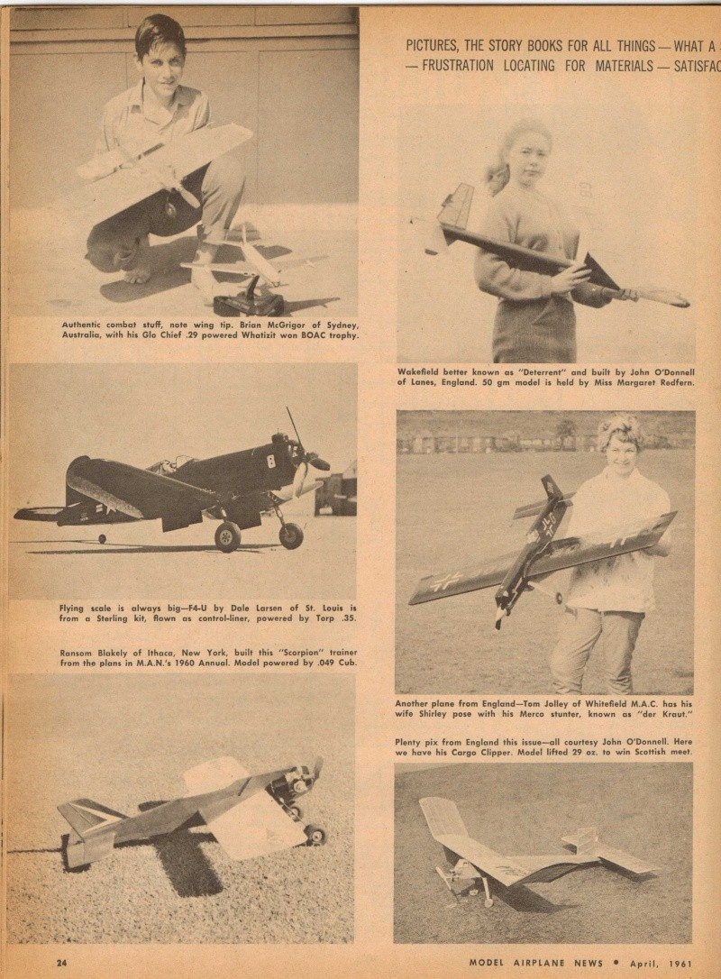 "Old Magazine Morning...""Another Model Airplane Hero"": Don McGovern's 'All Wet' column Flying Models 8/68 Jay_de14"