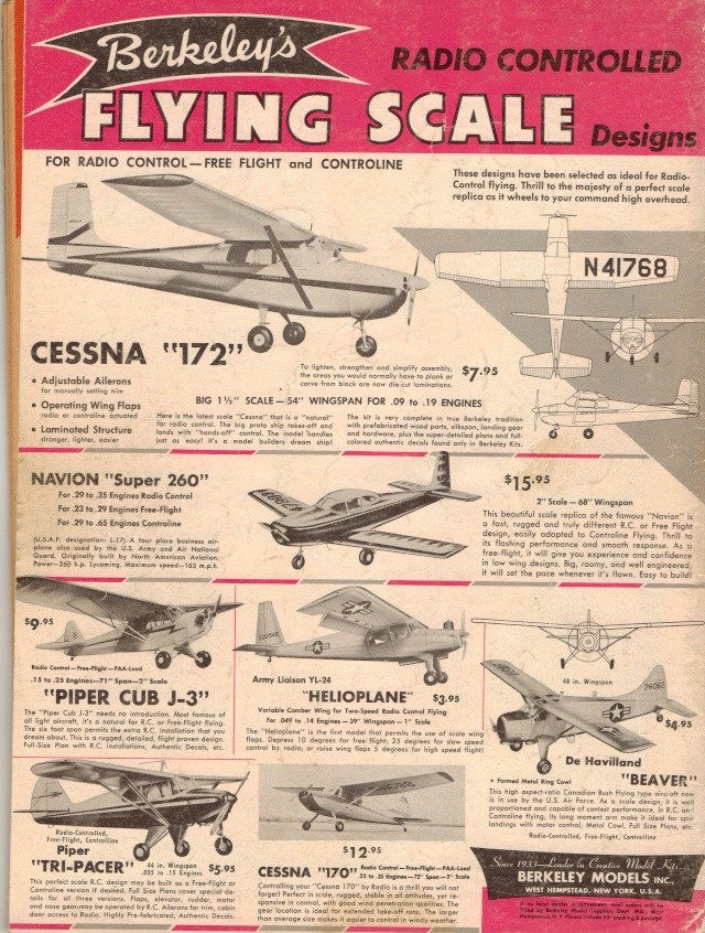 "Old Magazine Morning...""Another Model Airplane Hero"": Don McGovern's 'All Wet' column Flying Models 8/68 Old_ma10"